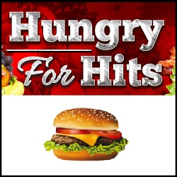 Hungry For Hits banner