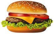 Hungry For Hits free traffic exchange splashpage: Hamburger in the bonus bites game